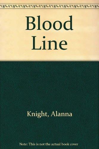 9780708923702: Blood Line