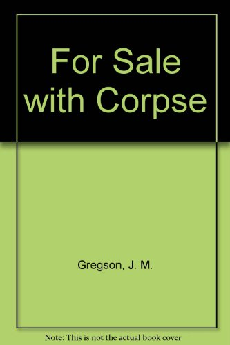 9780708924792: For Sale with Corpse
