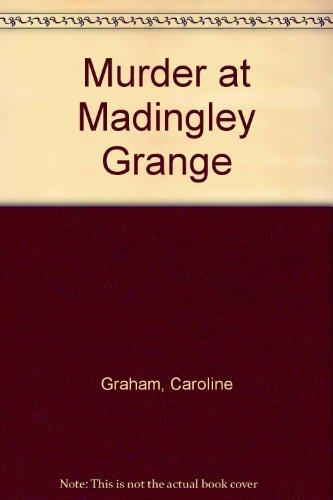 Murder at Madingley Grange (0708925529) by Graham, Caroline