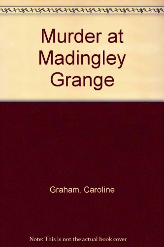 9780708925522: Murder at Madingley Grange