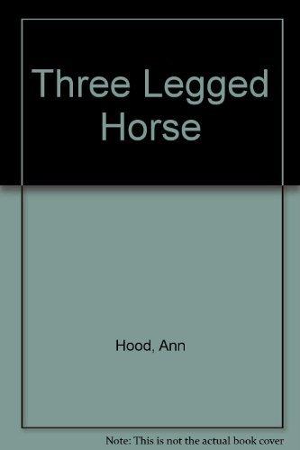 9780708925898: Three Legged Horse