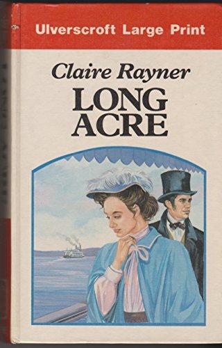 9780708925935: Long Acre (Ulverscroft Large Print Series)