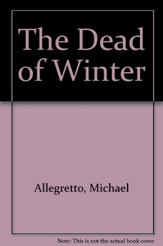 9780708927816: The Dead of Winter