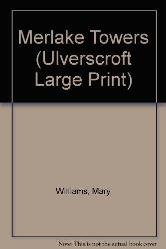 9780708928349: Merlake Towers (U) (Ulverscroft Large Print)