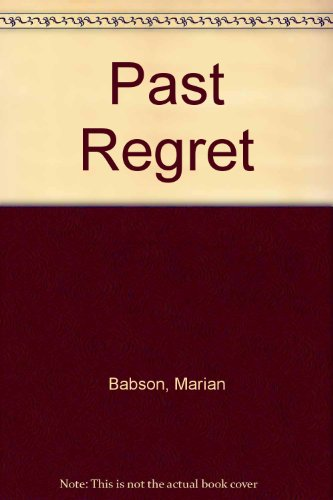 9780708928547: Past Regret