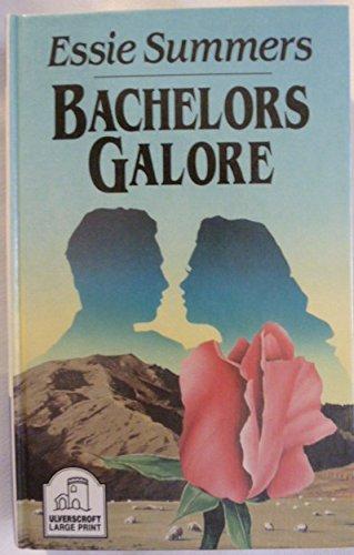 9780708929049: Bachelors Galore