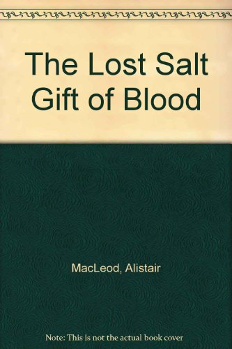 9780708929155: The Lost Salt Gift of Blood