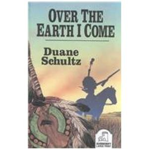 9780708929421: Over The Earth I Come (U) (Magna Large Print General Series)