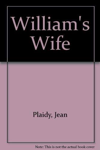 9780708930663: William's Wife (U)