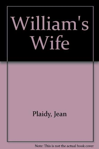 9780708930663: William's Wife