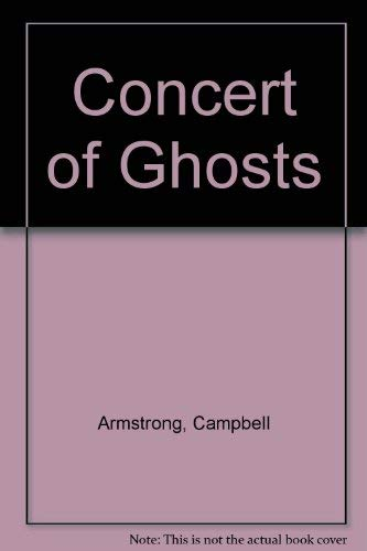 9780708931264: Concert of Ghosts