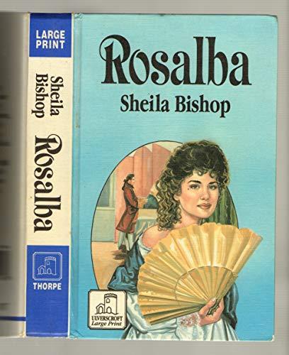 9780708931288: Rosalba (Ulverscroft Large Print)