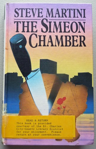 9780708931516: The Simeon Chamber (U) (Ulverscroft Large Print Series)