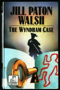 9780708931769: The Wyndham Case (U) (Ulverscroft Large Print Series)