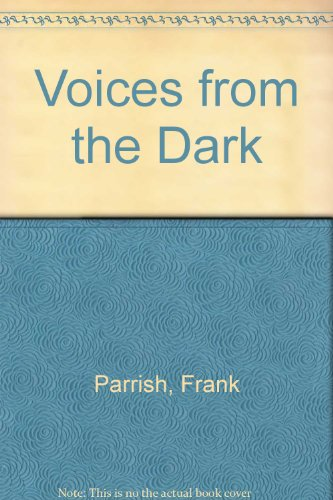 9780708932780: Voices from the Dark