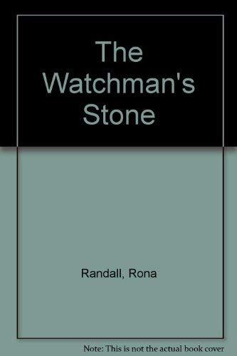 9780708932803: The Watchman's Stone (U)