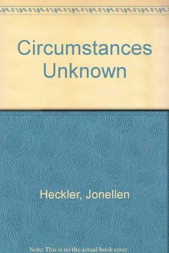 9780708932957: Circumstances Unknown