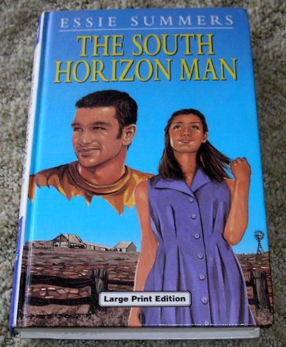 9780708933398: The South Horizon Man