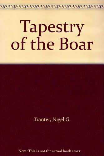 9780708933404: Tapestry Of The Boar (U)