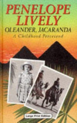 9780708933480: Oleander, Jacaranda: A Childhood Perceived