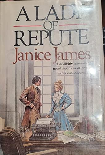 9780708933749: A Lady Of Repute (U)