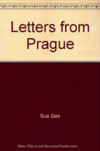 9780708934654: Letters from Prague (Large Print Edition_