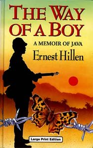 9780708934678: The Way of a Boy: A Memoir of Java
