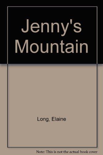 9780708934685: Jenny's Mountain