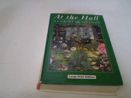 9780708935279: At The Hall (U) (Ulverscroft Large Print Series)