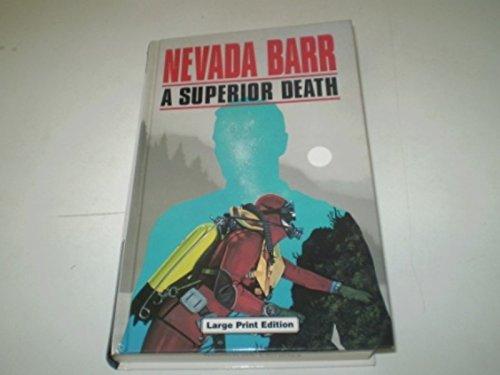 9780708935484: A Superior Death