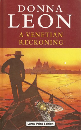 9780708936689: A Venetian Reckoning (U) (Ulverscroft Large Print Series)