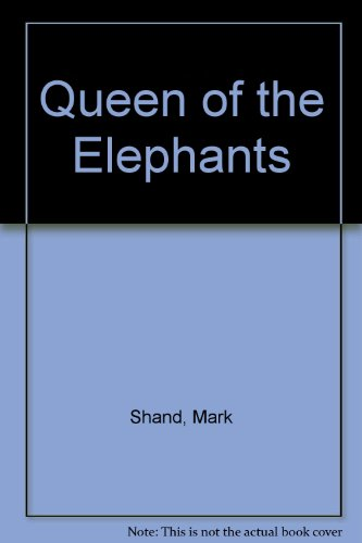 9780708936740: Queen of the Elephants