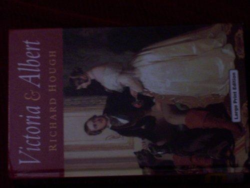 9780708937013: Victoria & Albert (U) (Ulverscroft Large Print Series)
