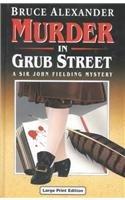 9780708937495: Murder In Grub Street (U) (Ulverscroft Large Print Series)