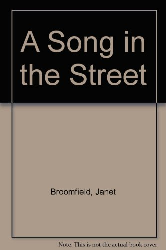 9780708938041: A Song in the Street