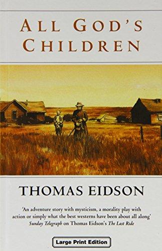 9780708938232: All God's Children