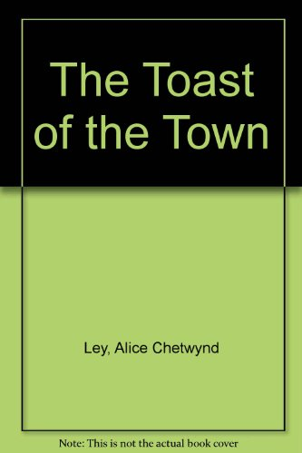 9780708938843: The Toast of the Town