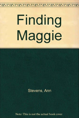 9780708939116: Finding Maggie