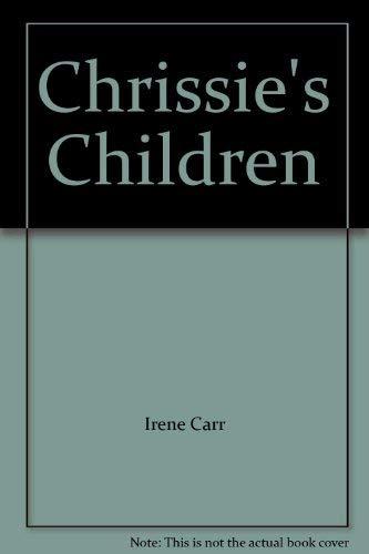 9780708939246: Chrissie's Children (U)