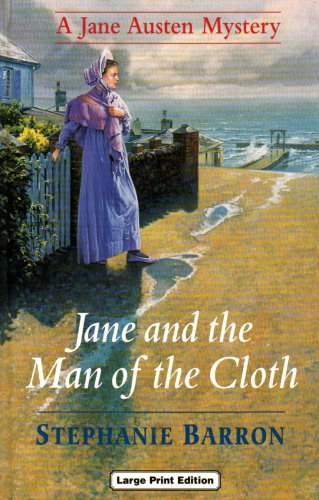 9780708939963: Jane and the Man of the Cloth (A Jane Austen Mystery)
