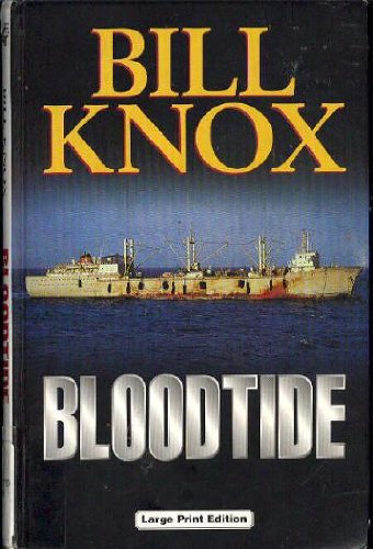 9780708940600: Bloodtide (U) (Ulverscroft Large Print Series)