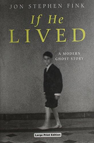 9780708940716: If He Lived (U) (Ulverscroft Large Print Series)