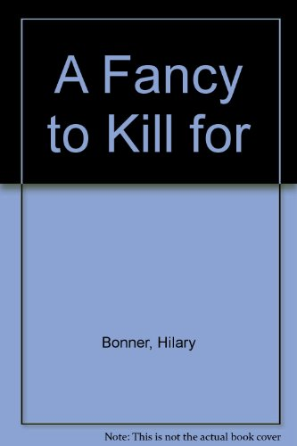 9780708940839: A Fancy to Kill for
