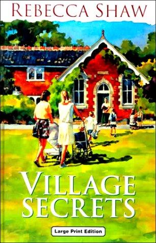 9780708941386: Village Secrets