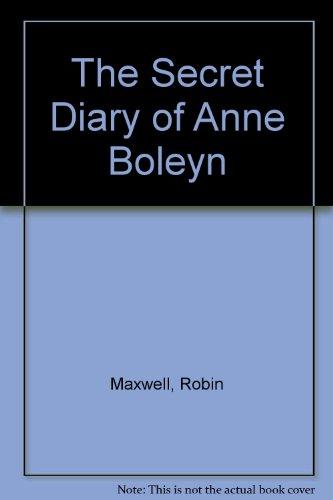 9780708941980: The Secret Diary of Anne Boleyn