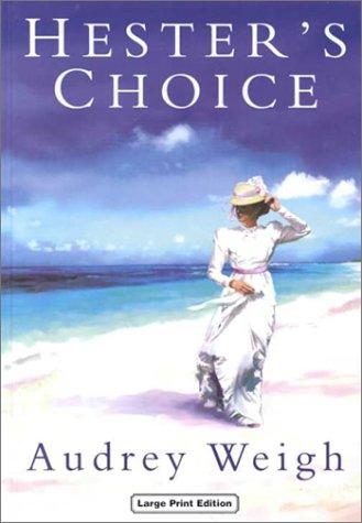 9780708942239: Hester's Choice