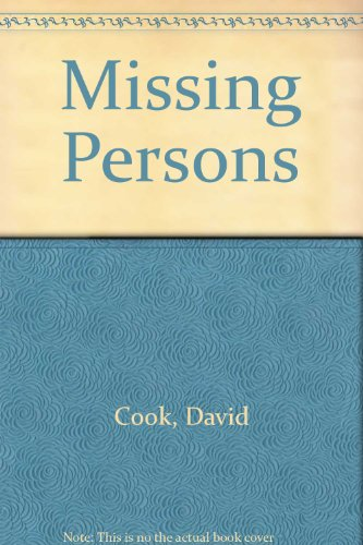 9780708942888: Missing Persons