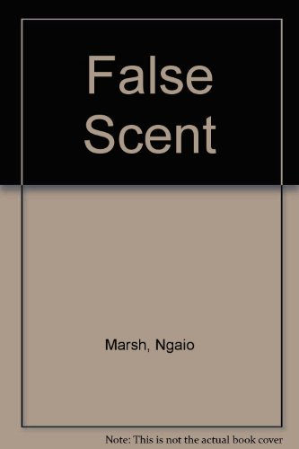 9780708942970: False Scent