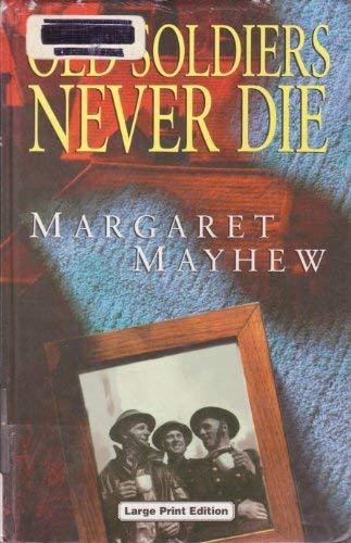9780708943007: Old Soldiers Never Die