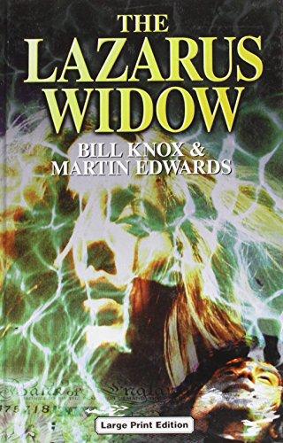 9780708943182: The Lazarus Widow